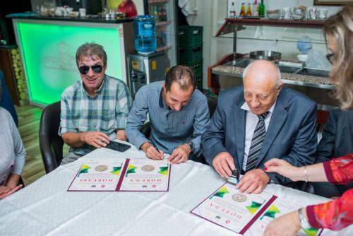 Братимљење организација слепих Лесковац и Скопље