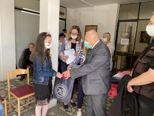III nagrada viši razredi Nikolina Keković