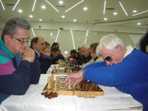 26. међународни шаховски турнир слепих