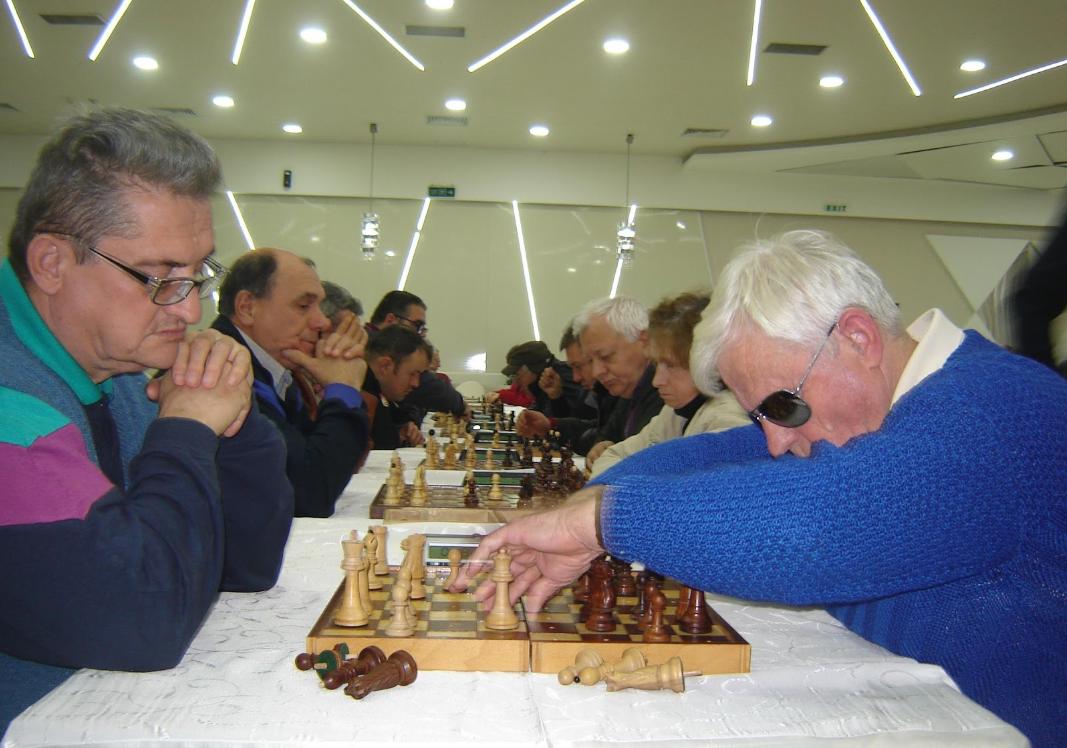 Одржан 26. међународни шаховски турнир слепих
